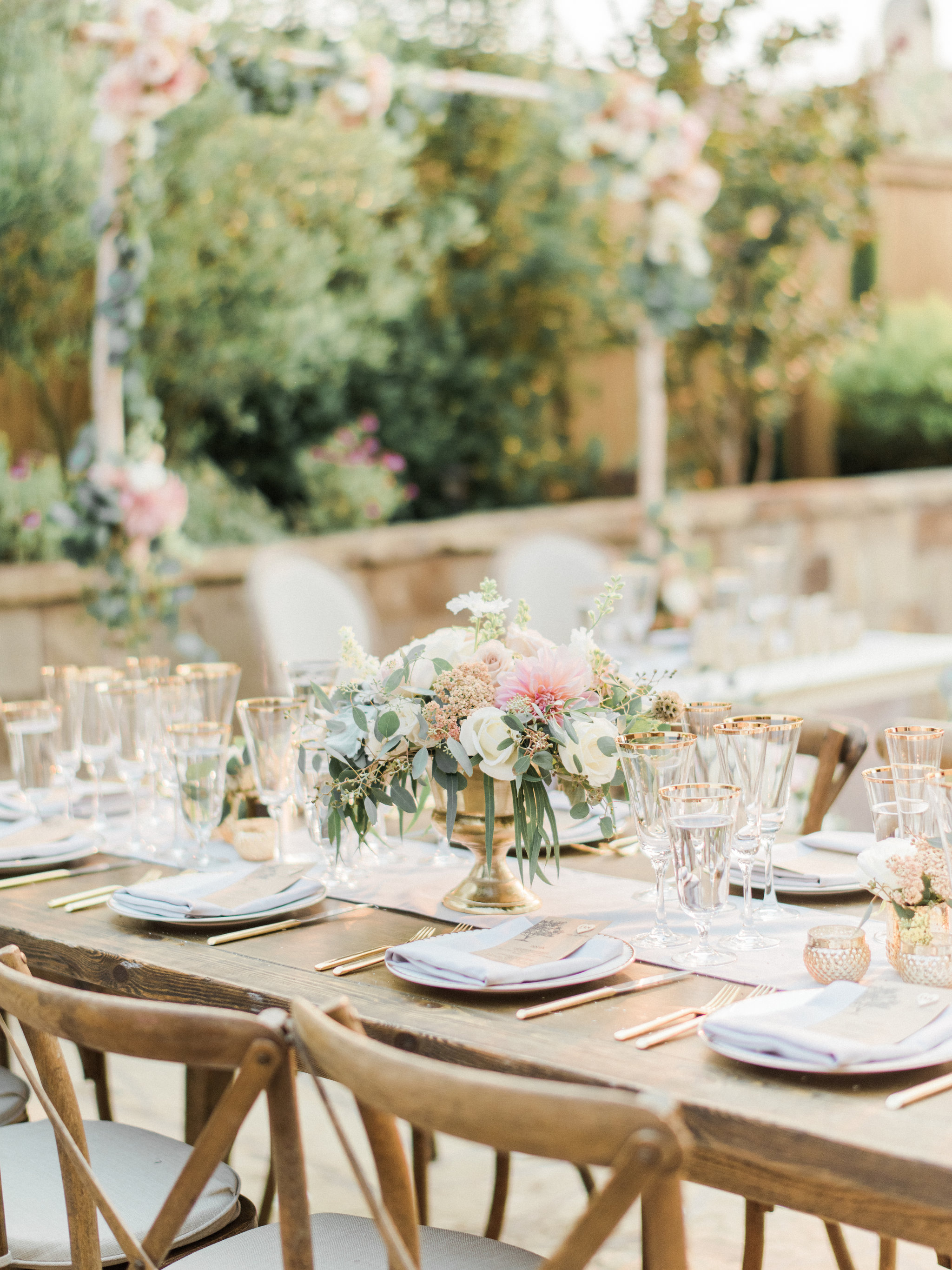 Private Estate Wedding Orcutt Wedding Planner Amanda Holder Events - Field to table catering